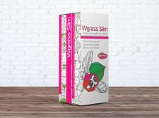 Дизайн упаковки продукции для похудения