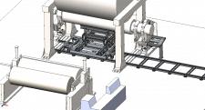 Модернизація машини для виробництва паперу