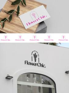 Flower Chic.   логотип