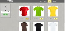 Мини-Магазин Футболок на React.js