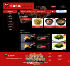 Sushi imperial