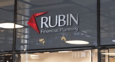 Логотип финансовой организации «Rubin»