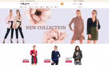Женская Одежда Больших Размеров Alpama