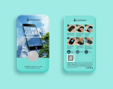 Makefuture cover glass design