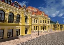 Визуализация театра на Андреевском спуске
