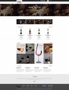 Разработка ИМ по продаже вина.