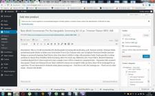 Наполнение контента WordPress