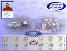 календарь для спортивно-технического клуба