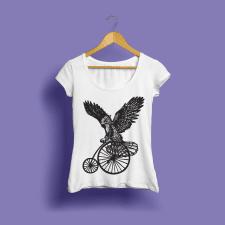 дизайн футболки Arryn