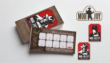 Разработка логотипа и стиля для кафе