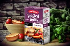 Упаковка тостов