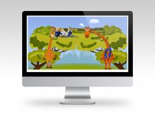 Background и heder на сайт