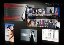 Флаер и визитки для фотографа