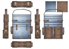 проект сумки для дизайнера