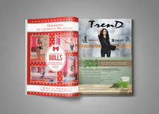 Рекламные макеты