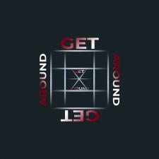 Get around logo