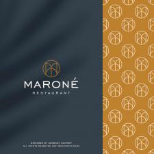 Elegant M Letter Logo