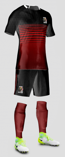 Дизайн футбольной формы