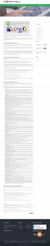 Статья 50 reasons why Google may dislike your site