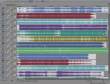 Обработка и нарезка аудио файлов