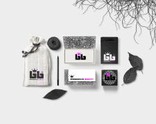 Разработка логотипа и фирменногодля салона красоты