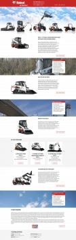 Landing Page - АгроСтроительная компания