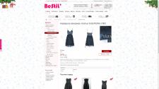 Наповнення інтернет-магазину Bestil