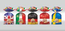 """Упаковки серии """"Хлебные вкусы мира"""""""