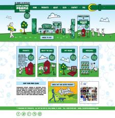 Doodiebags Home page Header