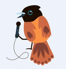 Логотип для сайта СМИ