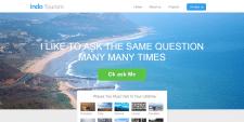 IndoTourism (HTML/CSS)