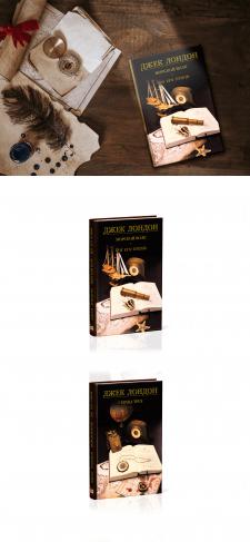 Дизайн и фото для серии Дж. Лондона