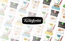Конфеті - Branding