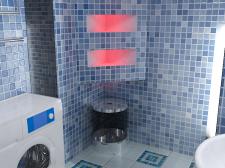 Интерьер ванной комнаты, Вид 2