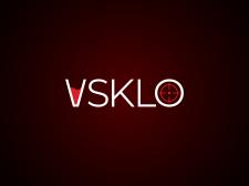 """Логотип магазина рукотворных подарков """"VSKLO"""""""