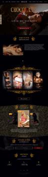 Сайт салона массажа.