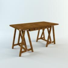 Модель письменного стола