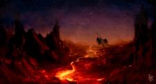 Эскиз - иллюстрация космос, планета
