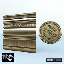 3d модель испанской плитки Ecoceramic, из коллекции Onix Blanco