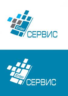 Разработка логотипа для Enter Cервис