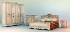 Коллекция мебели Partenope от Signorini&Coco