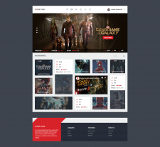 MovieStore - SPA на Vue.js