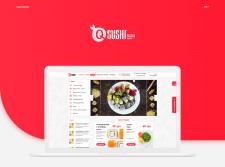 Сервис доставки - Q Sushi