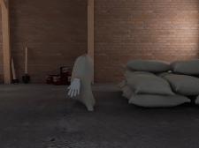 3d мультфильм про мешок-реклам магазина