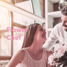 Разработка лендинга для доставки цветов FlowerChef