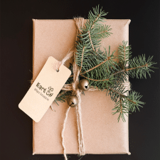 Логотип для интернет-магазина подарков