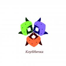 Логотип Клубничка