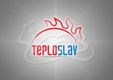 Логотип для фирмы ТЕПЛОСЛАВ