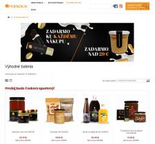 Интернет-магазин по продаже меда (Словения)