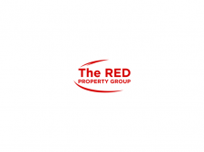 Логотип для компании TheRedPropertyGroup